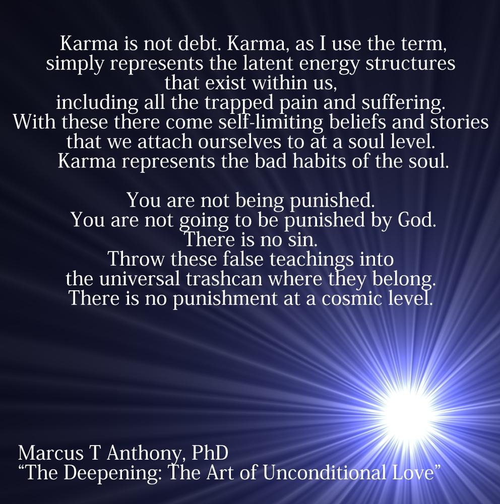 karma poster good